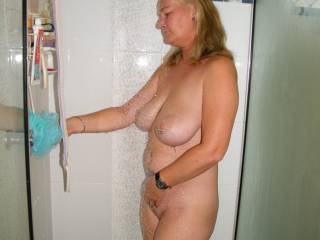 Love to help you shower, babe, and soap you all over with our hands fondling tits, pussies, cock and asses!!!