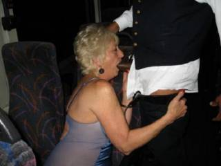 man, if the women on your bus are like this, i'd like to buy me a ticket!