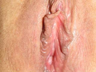 i love your bald pussy slide my tongue between your sexy pussy lips then get your amazing clit in my mouth and suck on it while i finger your sexy pussy then slide my hard fat cock deep into your lovely pussy