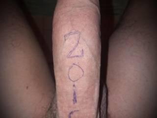my dick woke up