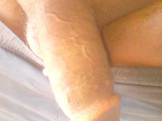 Suck my shaved cock
