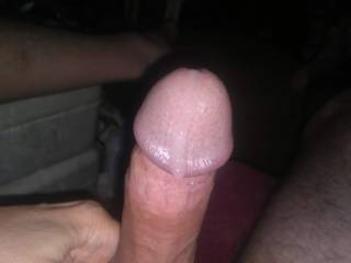 Just a little cum shot. Would any lady out there care to have a taste?