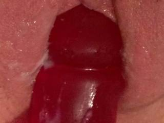 I'll lick you clean then tongue tap that aroused clit of yours into an orgasmic frenzy!