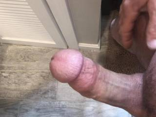 My hard cock needs some action!