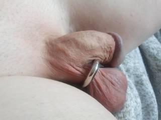 I love the ball ring...