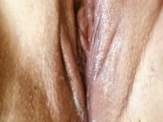 My bf surprised me with some morning sex which ended with a mutual orgasm and lots of cum inside of me...what would you do with me?