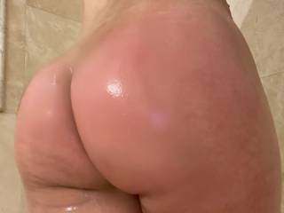Hot Steamy Shower waiting for Hubby to join the fun 🔥