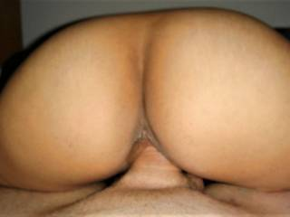 Asian pussy slides deep onto thick white cock... want to taste? ... try it also??