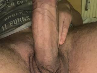I would love to stretch some holes with my big cock