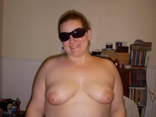 Please wrap those titties around my hard cock...