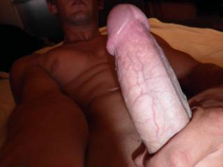 hard dick in my hand come to me and play with my cock