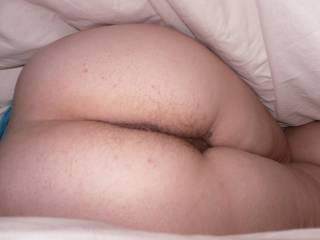 My wife's beautiful Cuban ass....  tastes so good.....