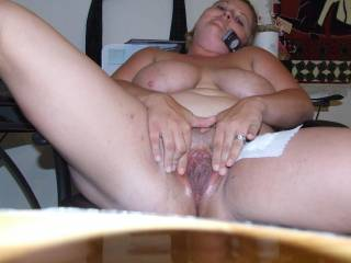 MMMMMMMM very nice!! I would love to please you with my 9in cock deep inside you all night long!!
