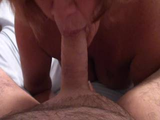 My girlfriend giving me some awesome head. She can deep throat and swallowed every drop of my cumshot. So how would you rate her blowjob skills????