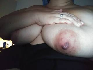 Give chubby some cum