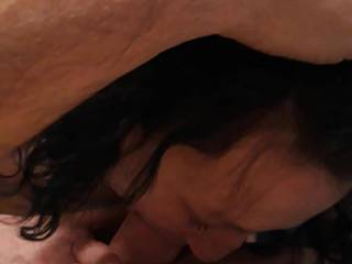 My new sub does good learn, fuckin pussy ,she do love to bee slut with mouth ful of cock