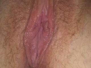 My pink pussy.  It\'s so loose and worn out..lol