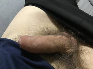 Dick is pussy deprived and looking for some TLC... seed sucking or handjob