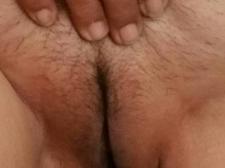 I was so excited knowing you see my pussy before I  was going to be fucked.