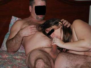 Big surprise! A filthy fuckin whore who likes to suck dick and eat cum.