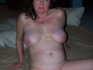 l would like to have you wriggling on my cock while i,m sucking your tits babe
