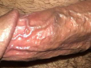 This cock makes my mouth water and my pussy soaked!