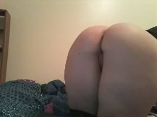 Homemade anal cum parts