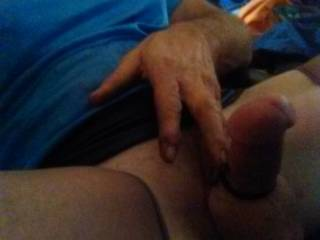 chatting dirty with horny men on video chat that want to fuck me really makes me horny