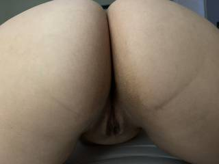 My wife is my cum slut