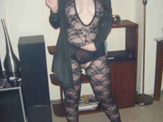 Very very sexy look. We love this! xxx
