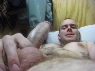 i love love love his cock, how sexy is he? omg i love and want him all the time :)