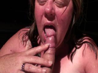 fill her hot lil mouth full of cum