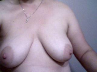 Love those pretty tits and nipples. Mr.lew