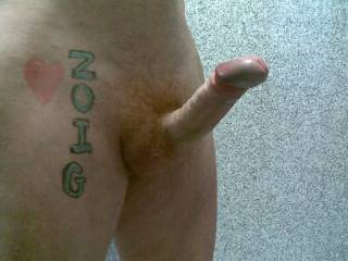 That is a really nice looking 57 yr cock and RED pubes ... ! tempting