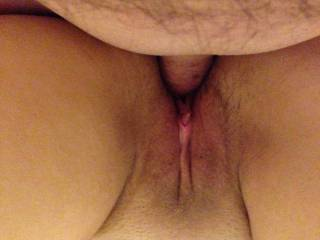 Bareback Asian wife fucking.