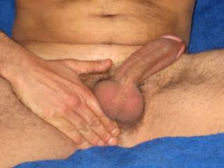 I want to empty your big and cumfilled balls...