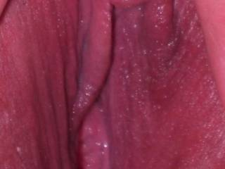 Just what I had in mind...sucking your clit until you explode on my tongue. then fucking your tight little pussy long hard and deep!!