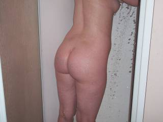 Lovely ass, I thought it was my wife's, you look so similar I had to check out the other photos!  Love it!