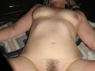 Anyone think my wife is a hot MILF? Couples interested in playing with us? Would love to see her suck a big cock and taste her first pussy!