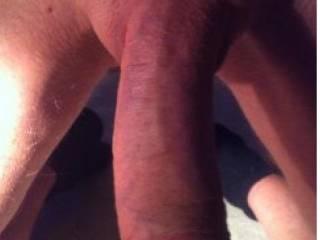 my morning horny dick