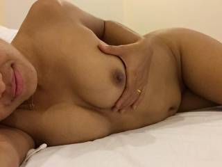 All I need is your cum over me.... Just message it to me or post me and I will give you more (whatever you want)