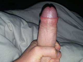 Very nice big cock. Love to lower my tight virgin ass down on that cock, feel it pushing in, inch by long thick inch, balls deep....ride hard, feel it swelling harder, slam down all the way and feel you cumming deep inside me.