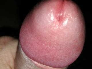 About to cum, who would like a lick.