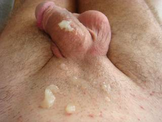 nice mess! i'd love to lick it up