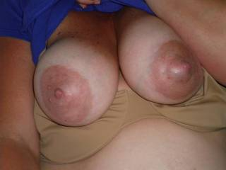 Oh yes...very much so, I'd find many uses for those big beautiful nipples