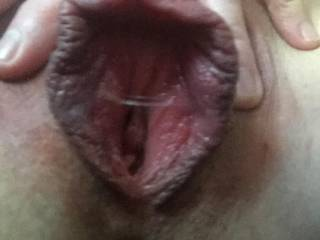 hot, juicy, pumped up pussy just waiting for your cock to pound me!