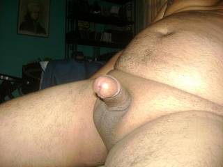 very nice dick and balls, your wife would indeed like to lend them to me ? i'l lick her too.