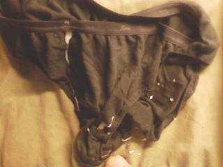 Please come to us and do the same with my wife dirty panties