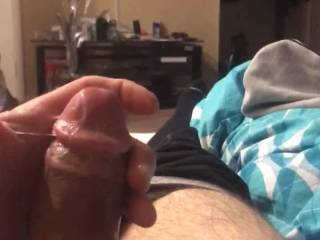 Came a lot after  jerking off