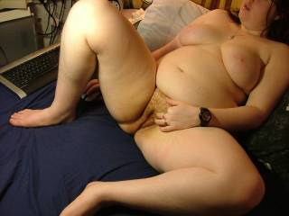 First i'd give her a good licking to get her juices flowing and then suck on those magnificent big tits before sliding my cock into her wet pussy and riding her bareback until i filled her belly with spurt after spurt of my warm cum. brilliant photos !